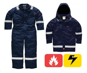 Огнестойкая антистатическая одежда